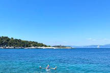Giannas Beach, Gaios, Greece