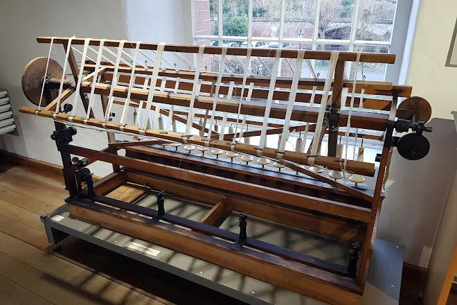 Ruhrtop Karte.Visit Lvr Industriemuseum Textilfabrik Cromford On Your Trip