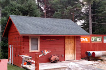 Jack Pine Lumberjack Show, Mackinaw City, United States