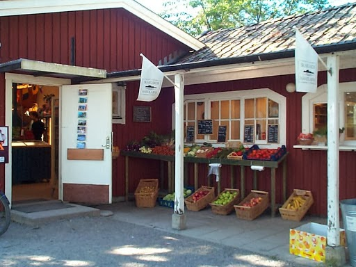 Finnhamn Brygga