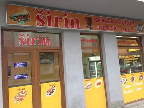Širin Kebab haus, Mlynská 2238/1, 934 01 Levice, Slovensko