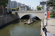 Qingming Bridge, Wuxi, China