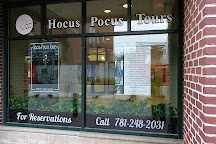 Hocus Pocus Tours, Salem, United States