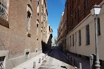 Dalieda de San Francisco, Madrid, Spain