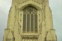 Rockefeller Memorial Chapel, Chicago, United States