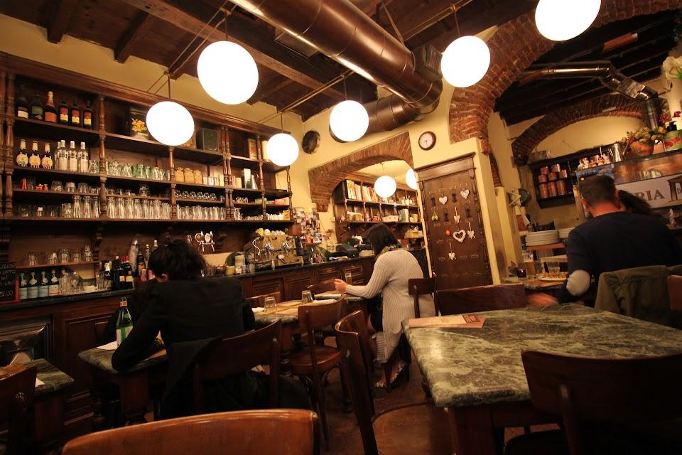Pizzeria Del Ticinese
