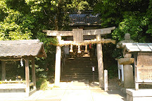 Sada Shrine, Hirakata, Japan