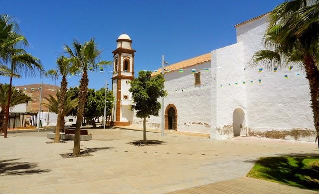 Iglesia de Nuestra Señora de la Antigua