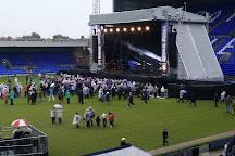 Tranmere Rovers Stadium, Birkenhead, United Kingdom
