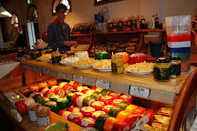 Alida Hoeve Cheese Farm & Wooden shoe factory, Volendam, Holland