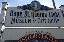 Saint George Island Lighthouse, Gift Shop and Museum, St. George Island, United States