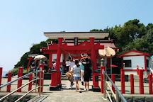 Itatetsuwamono Shrine Kamafuta Shrine, Minamikyushu, Japan
