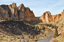 Smith Rock State Park, Redmond, United States