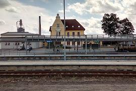 Железнодорожная станция  Nove Mesto Na Morave