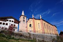 Chiesa Parrocchiale di San Martino, Torgnon, Italy