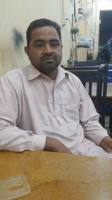 Nishan-e-Haider Chowk karachi