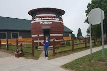 Pickle Barrel House Museum, Grand Marais, United States
