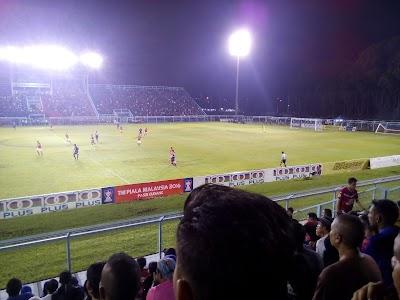 Pasir Gudang Corporation Stadium