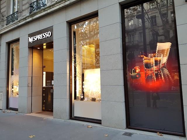 Boutique Nespresso Lyon Saxe