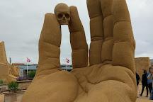 Copenhagen Sand Sculpture Festival, Copenhagen, Denmark
