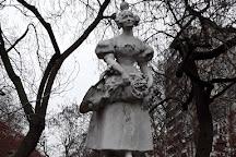 Square Jules-Ferry, Paris, France