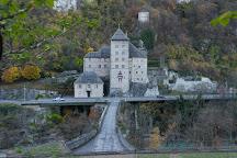 Chateau de Saint-Maurice, Saint-Maurice, Switzerland