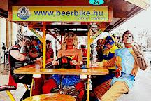 Beerbike Budapest, Budapest, Hungary