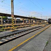 Железнодорожная станция  Hranice na Morave