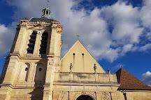 Eglise Notre Dame, Pontoise, France