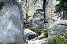 Teplicke skaly, Teplice nad Metuji, Czech Republic