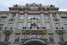 Liszt Academy (Liszt Ferenc Academy of Music), Budapest, Hungary
