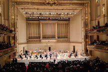 Boston Symphony Orchestra, Boston, United States