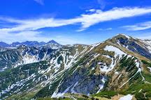 Giewont Mountain, Zakopane, Poland