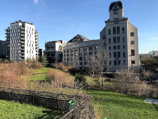 Bibliothèque des Grands Moulins - Université Paris Diderot
