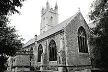 The City Parish of St John the Baptist, Cardiff, United Kingdom