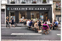 La Librairie du Canal, Paris, France