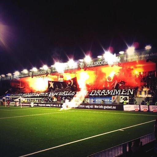 Marienlyst Stadion Drammen Destimap Destinations On Map