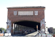 Ponte Coperto, Pavia, Italy