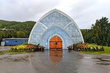 Aurora Ice Museum, Fairbanks, United States