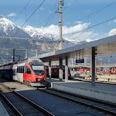 Станция  Innsbruck Hbf