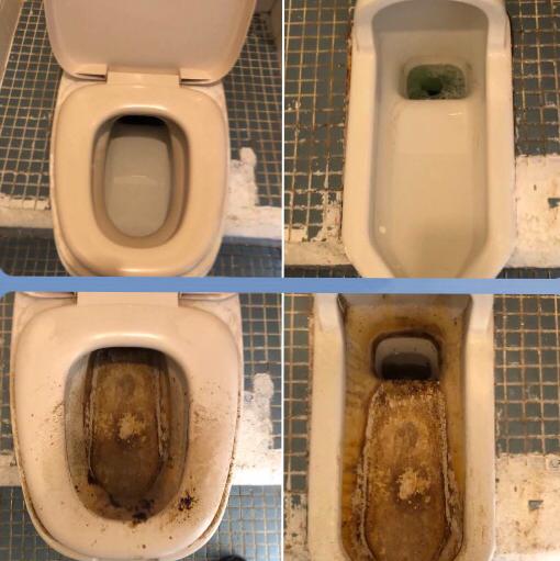 川崎市中原区  トイレ掃除🧼🚽🧽