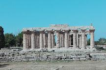 Il Tempio di Nettuno o Poseidone o di Hera II, Paestum, Italy
