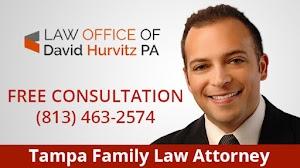 Law Office of David Hurvitz PA | Tampa Divorce & Child Custody Attorney, Family Lawyer