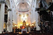 Church of Notre-Dame Du Finistere, Brussels, Belgium