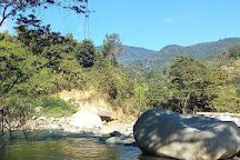 Rio savegre Waterfall, San Gerardo de Dota, Costa Rica