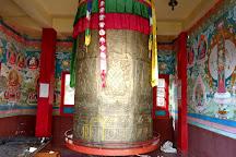 Tharpa Choling Monastery, Kalimpong, India