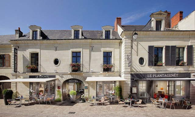 Restaurant Le Plantagenêt Fontevraud