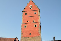 Wornitztor, Dinkelsbuhl, Germany