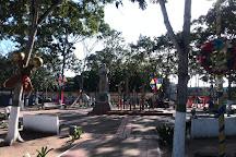 Plaza El Indio, Maturin, Venezuela