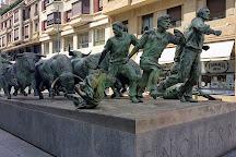 Plaza de Toros de Pamplona, Pamplona, Spain